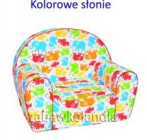 fotelik-koloroweslonie
