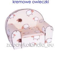 fotelik-kremoweowieczki