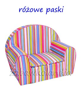 fotelik-rozowepaski