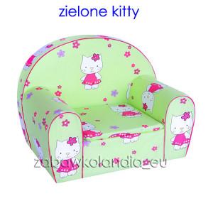 fotelik-zielonekitty