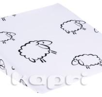 KAPRI - Klin mały owieczki białe