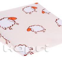 KAPRI - Klin mały owieczki kremowe