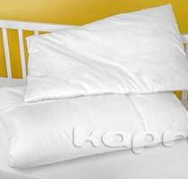 Kołdra i poduszka
